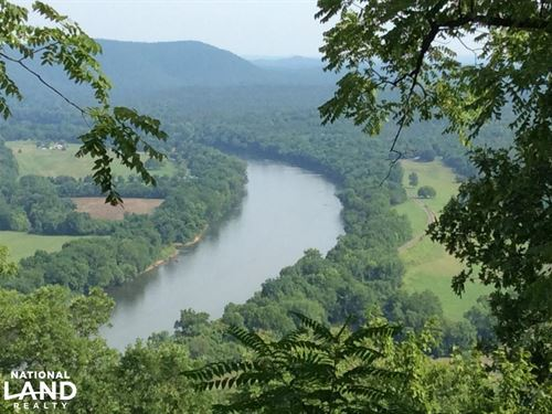 716 Acre White River Hunting : Mountain View : Izard County : Arkansas