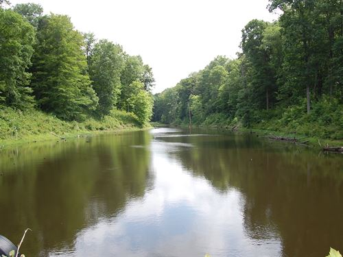 Spring Run, 66 Acres : Vinton : Gallia County : Ohio
