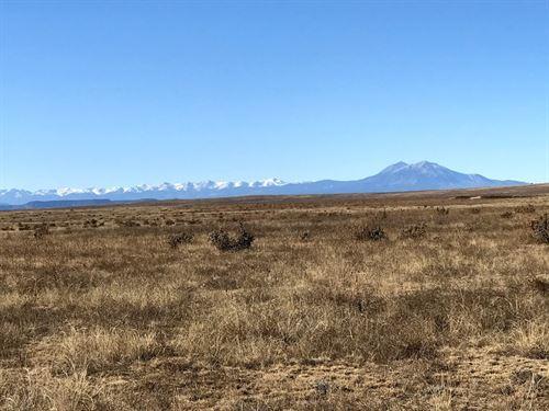 36.72 Acres In Model, CO : Model : Las Animas County : Colorado