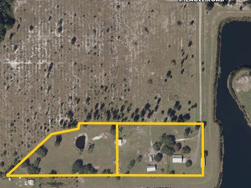 Narcoossee Area Land : Saint Cloud : Osceola County : Florida