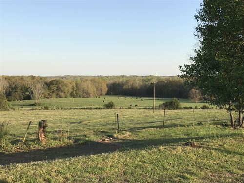 360 Acres With Wonderful Views : Woodruff : Spartanburg County : South Carolina