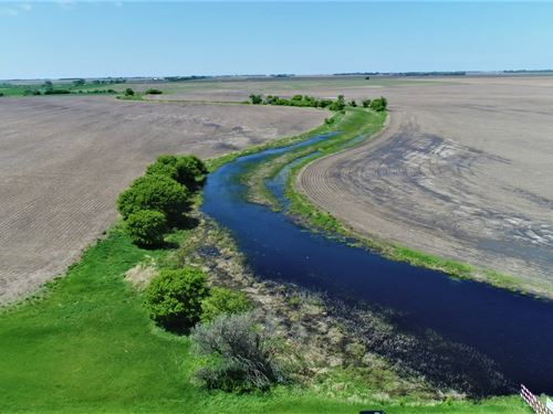 640+/- Acres In Brown/Beadle Co : Stratford : Brown County : South Dakota