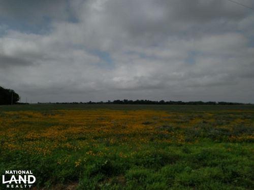 Large Pasture And Tillable Tract 2 : Nickerson : Reno County : Kansas