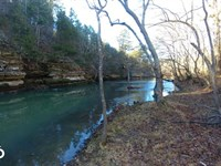120 Acres Adjoining Cherokee Wma an : Jerusalem : Conway County : Arkansas