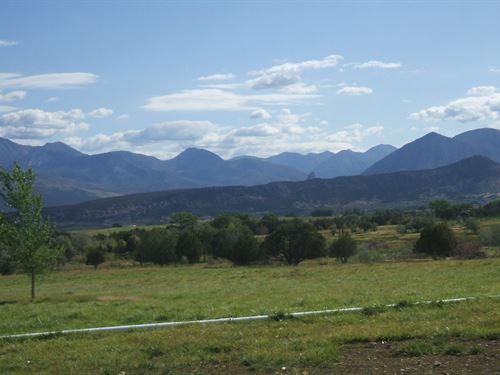 West Elk View Ranch : Crawford : Delta County : Colorado