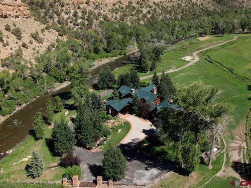 Centennial Ranch : Montrose : Ouray County : Colorado