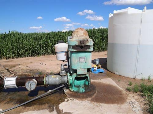 Yuma County Pivot Irrigated Online : Eckley : Yuma County : Colorado