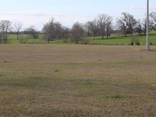 I-65 And Tyson Road Property : Hope Hull : Lowndes County : Alabama