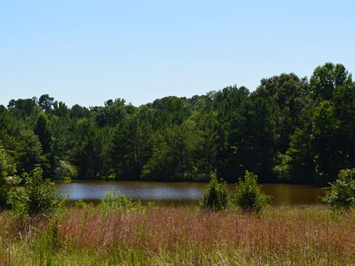 129 +/- Acres Spartanburg's Dist 2 : Chesnee : Spartanburg County : South Carolina