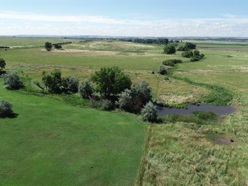 Garden County Range And Creek : Lewellen : Garden County : Nebraska