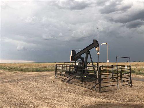 156 Acres of Crp, Gas Productio : Elkhart : Morton County : Kansas