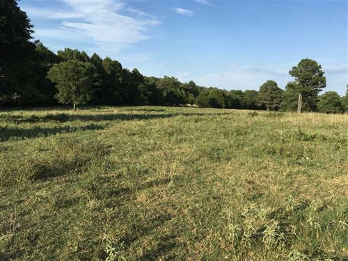 125 Acre With Pasture & Woods : Cave City : Sharp County : Arkansas