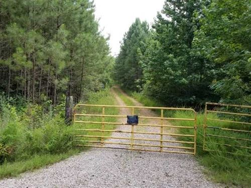 80 Acres Sulphur Spring Farm, Wit : Adamsville : McNairy County : Tennessee