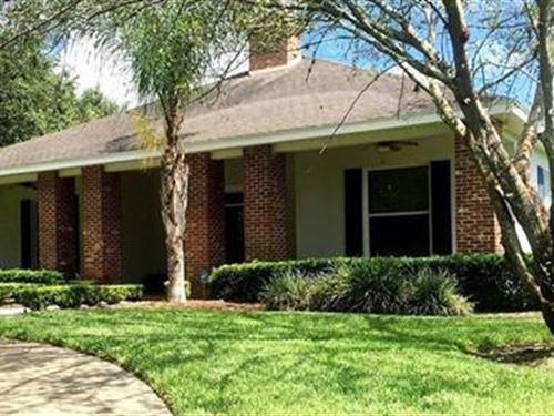 20 Acres With Custom Home : Lake Wales : Polk County : Florida
