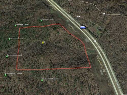 24 Acres For Sale in Wayne County : Greenville : Wayne County : Missouri