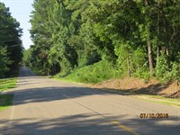 Rural Homesites, Fantastic Views : Fayetteville : Talladega County : Alabama
