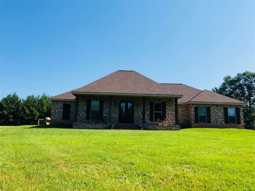 Home And 18 Acres / Tylertown / Ms : Tylertown : Walthall County : Mississippi