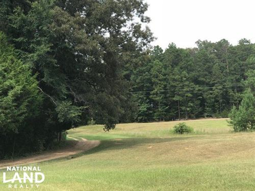 Lafayette County Home With Acreage : Bruce : Lafayette County : Mississippi