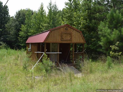 Small Hunting Tract : Pickens : Yazoo County : Mississippi