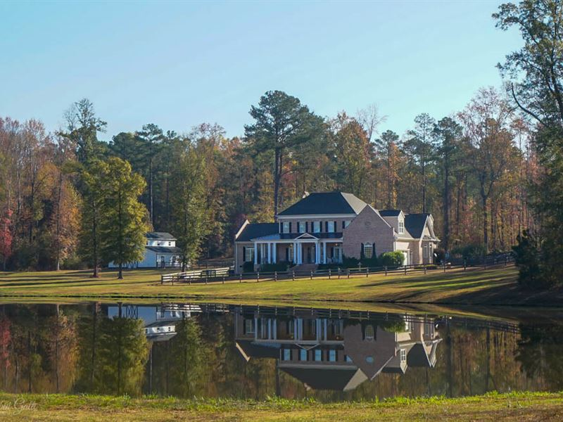 Fabulous Equestrian Estate 2 Homes 16 Acres Ranch For Sale Macon Interior Design Ideas Skatsoteloinfo