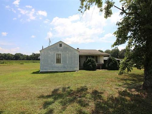 Home on 10 Acres For Sale in Butle : Poplar Bluff : Butler County : Missouri