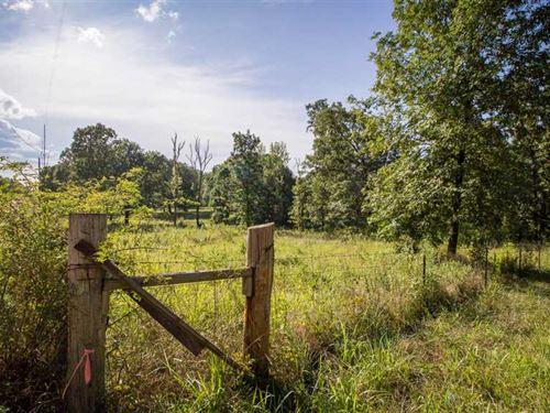 20 Acres For Sale in Butler CO : Poplar Bluff : Butler County : Missouri
