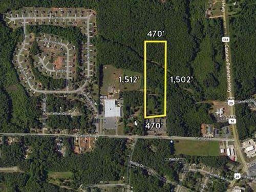 96 Partially Developed Townhome Lot : Palmetto : Fulton County : Georgia