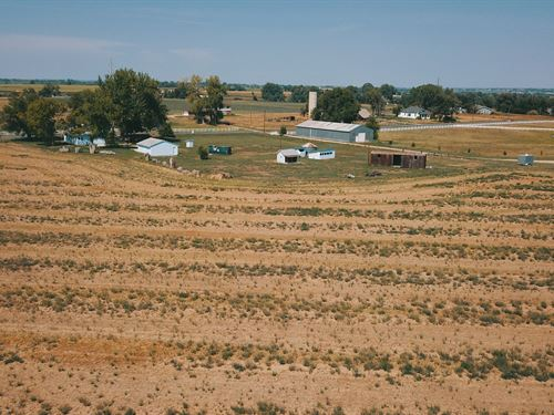 Boulder County Irrigated Farm And : Longmont : Boulder County : Colorado