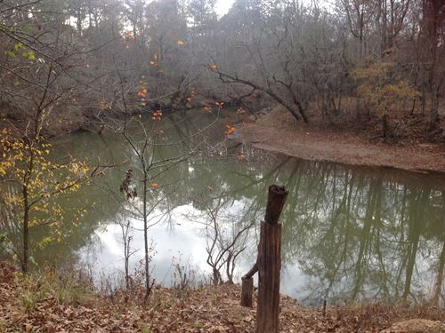 Hunting/Fishing-Oconee River Tract : Bogart : Jackson County : Georgia