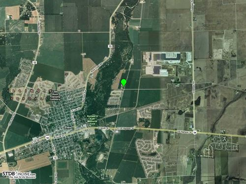 Plano 96 Acre Industiral Site : Plano : Kendall County : Illinois