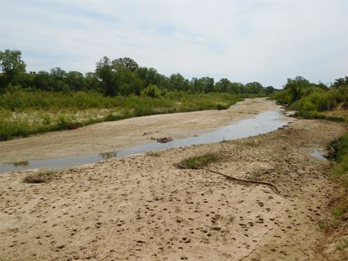 Beckham Co. River Hunting Land : Erick : Beckham County : Oklahoma