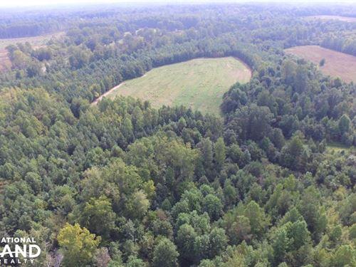 65 Acre Yesteryear Farmstead : Roxboro : Person County : North Carolina