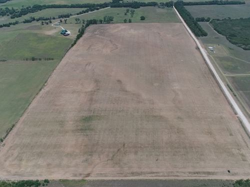 Irrigated Farmland In Beckham Count : Erick : Oklahoma County : Oklahoma