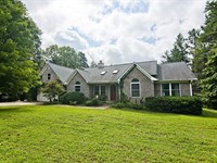 Private Home And Sanctuary 64+/- Ac : Woodruff : Spartanburg County : South Carolina