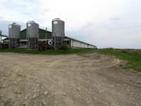 30 +/- Acres, Hog Farm : Unityville : Lycoming County : Pennsylvania