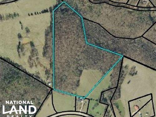28.74 Acres Roper Road : Canon : Franklin County : Georgia