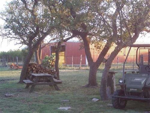 Potter Ranch, 1,343 Acres in : Menard : Texas