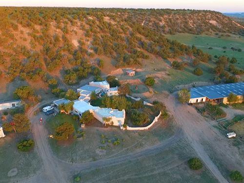 3,600-Acre Ranch - Quemado : Quemado : Catron County : New Mexico