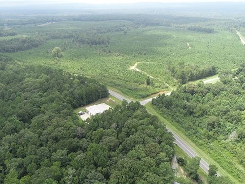 429.374 Acres On Ga Hwy 315 : Cataula : Harris County : Georgia