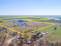 325 Acres In Franklin County, Texas : Talco : Franklin County : Texas