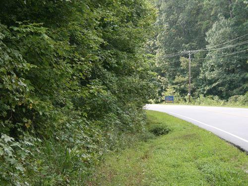 105 Acres in Franklinton, NC : Franklinton : Franklin County : North Carolina