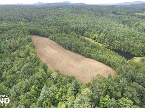 Lower Fork Tract : Morganton : Burke County : North Carolina