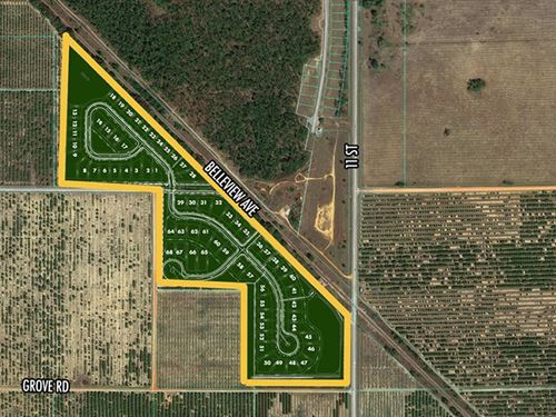 S Lake Wales Residential Dev Land : Lake Wales : Polk County : Florida