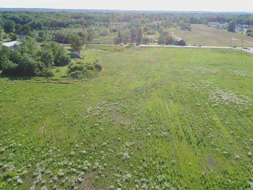 Deeded Frontage And 30 Acres : Liverpool : Onondaga County : New York