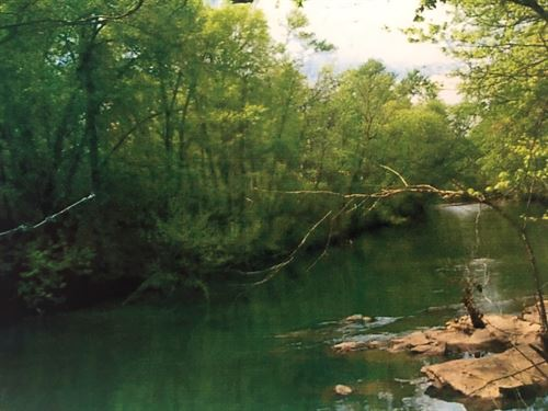 108 Acres With Veiws And A River : Dunlap : Sequatchie County : Tennessee