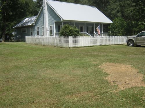 254 Old River Rd, Tylertown,Ms : Tylertown : Walthall County : Mississippi
