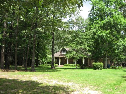 2091-2 Smithburg Road : Osyka : Pike County : Mississippi