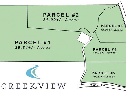 Columbiana Creekview Parcel 3 : Columbiana : Shelby County : Alabama