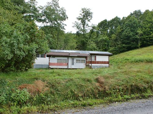 Mountain Mini Farm : Troutdale : Grayson County : Virginia