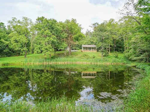 17 Acres, Congo Rd : Corning : Perry County : Ohio